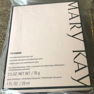 Mary Kay microdermabrasion plus set